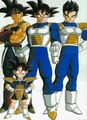 Dragon Ball z - ben-10 photo