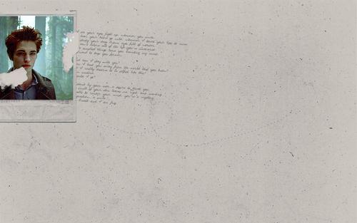 Edward Cullen 壁紙