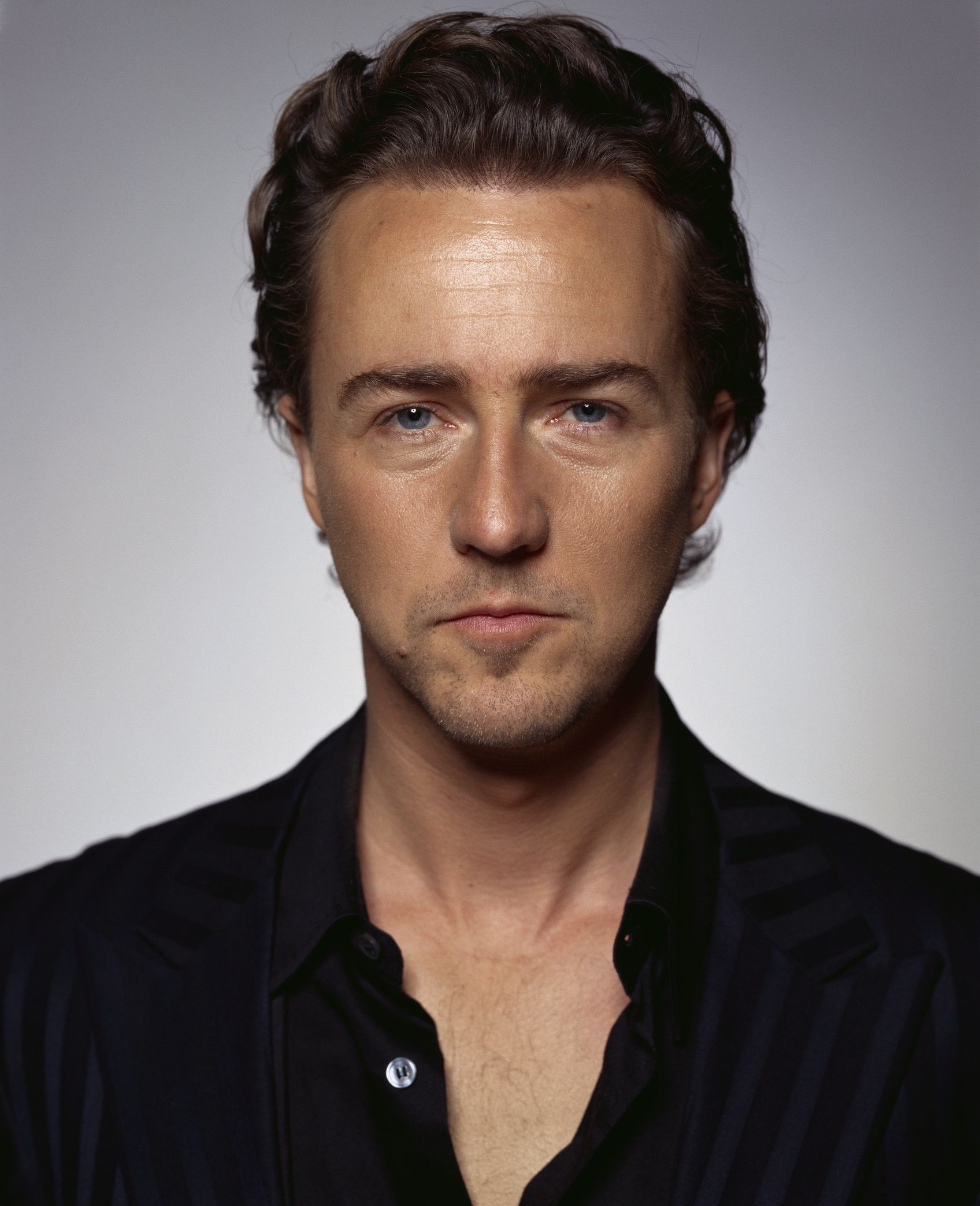 Edward Norton - Glen WIlson Shoot - Edward Norton Photo ...