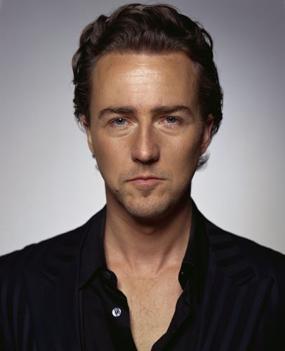 Edward Norton - Glen WIlson Shoot - edward-norton Photo
