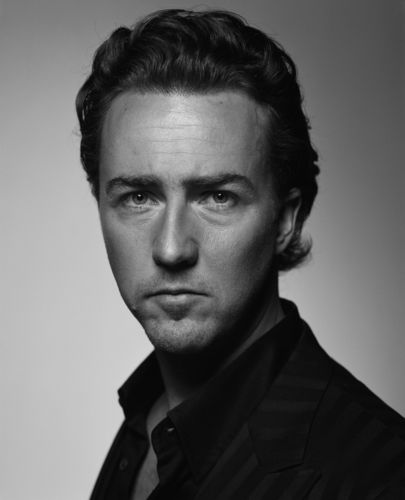 Edward Norton - Glen WIlson Shoot