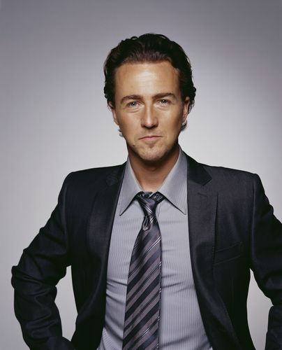 Edward Norton Обои containing a business suit and a suit called Edward Norton - Glen WIlson Shoot