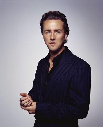 Edward Norton wallpaper containing a well dressed person called Edward Norton - Glen WIlson Shoot