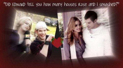 emmett e rosalie