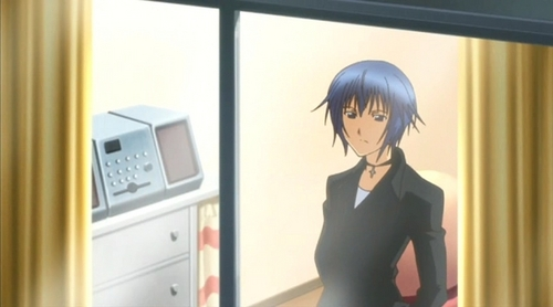 Ikuto Tsukiyomi wallpaper titled Episode 65