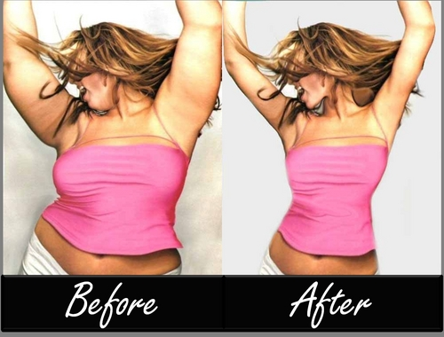 Extreme (Photoshop) Makeover - photoshop Photo