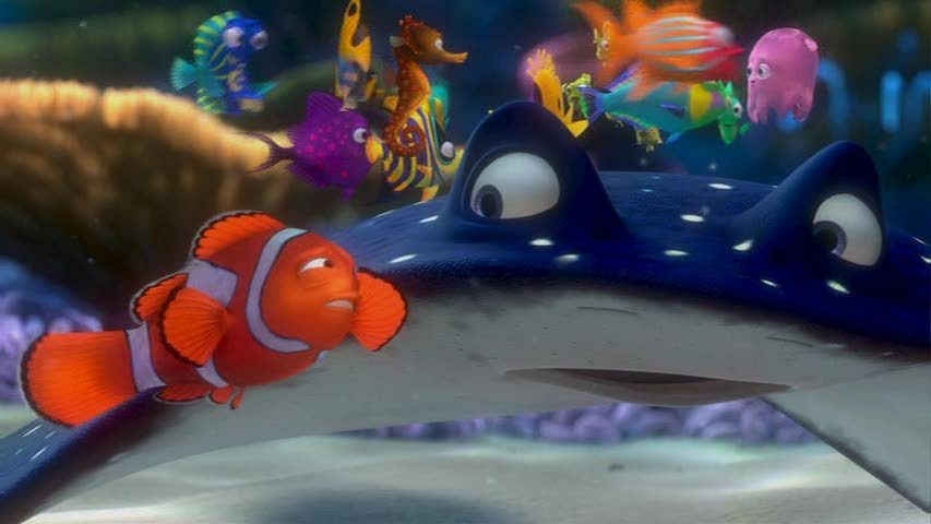 finding nemo techniques Finding nemo provides a spectacular showcase for all the members of pixar's technical and creative teams in order to tell the story convincingly, the technical team had to discover new and improved.