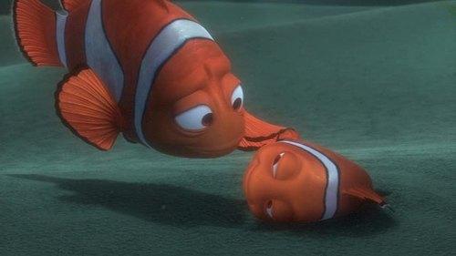 Finding Nemo kertas dinding titled Finding Nemo