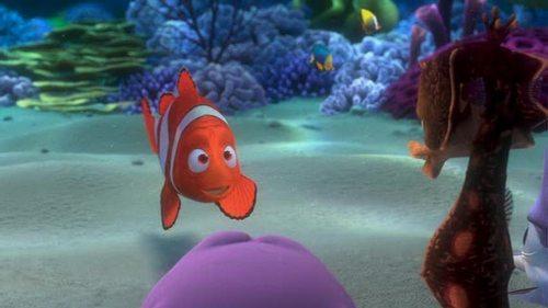 Finding Nemo wolpeyper titled Finding Nemo