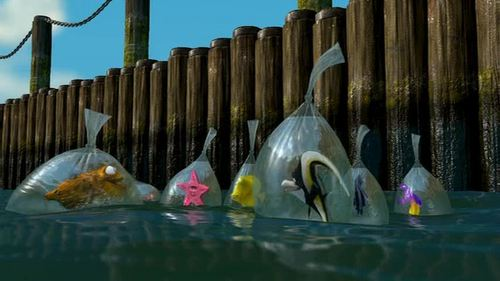 Finding Nemo پیپر وال called Finding Nemo