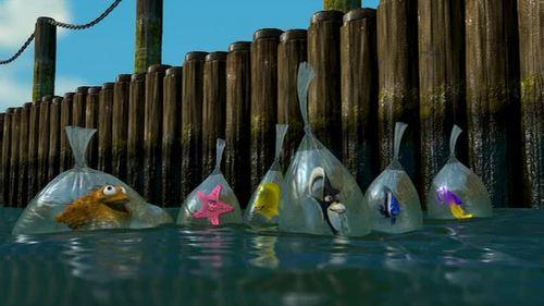 Finding Nemo پیپر وال entitled Finding Nemo