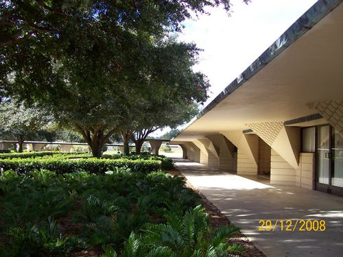 Florida Southern College  - frank-lloyd-wright Photo