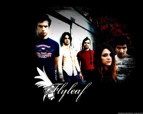 Flyleaf wallpaper with a concert entitled Flyleaf