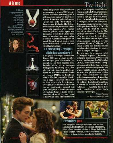 French Magazine Scans
