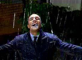 Gene Kelly imba in The Rain