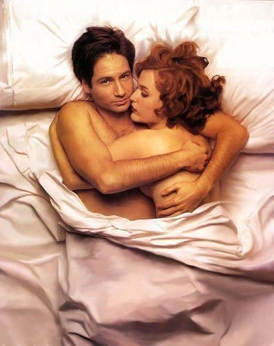 Gillian and David