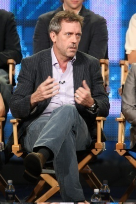 Hugh at TCA 2009