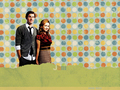 Jim &amp; Pam - the-office wallpaper
