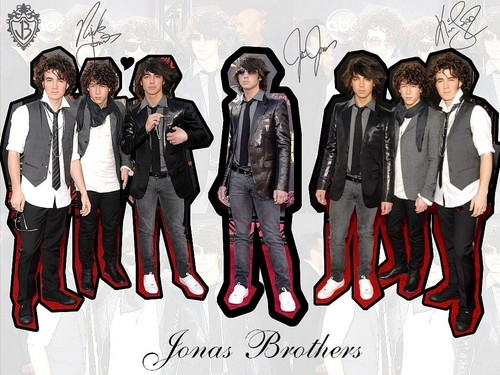 Jonas Wallpapers
