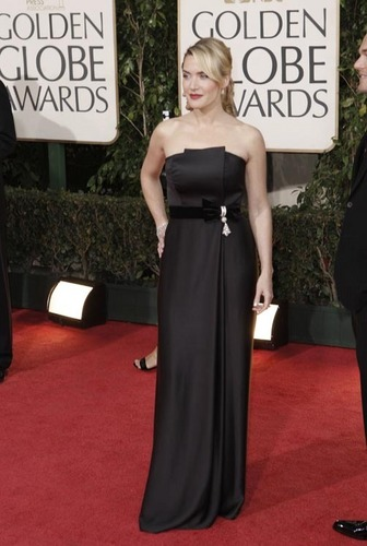 Kate @ The 2009 Golden Globes Awards