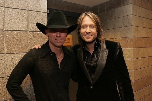 Keith Urban and Kenny Chesney