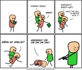 Horsey Ride! - cyanide-and-happiness photo