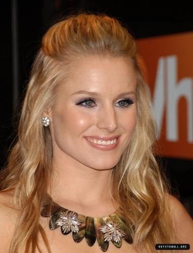 Kristen sino @ 2009 Critics' Choice Awards