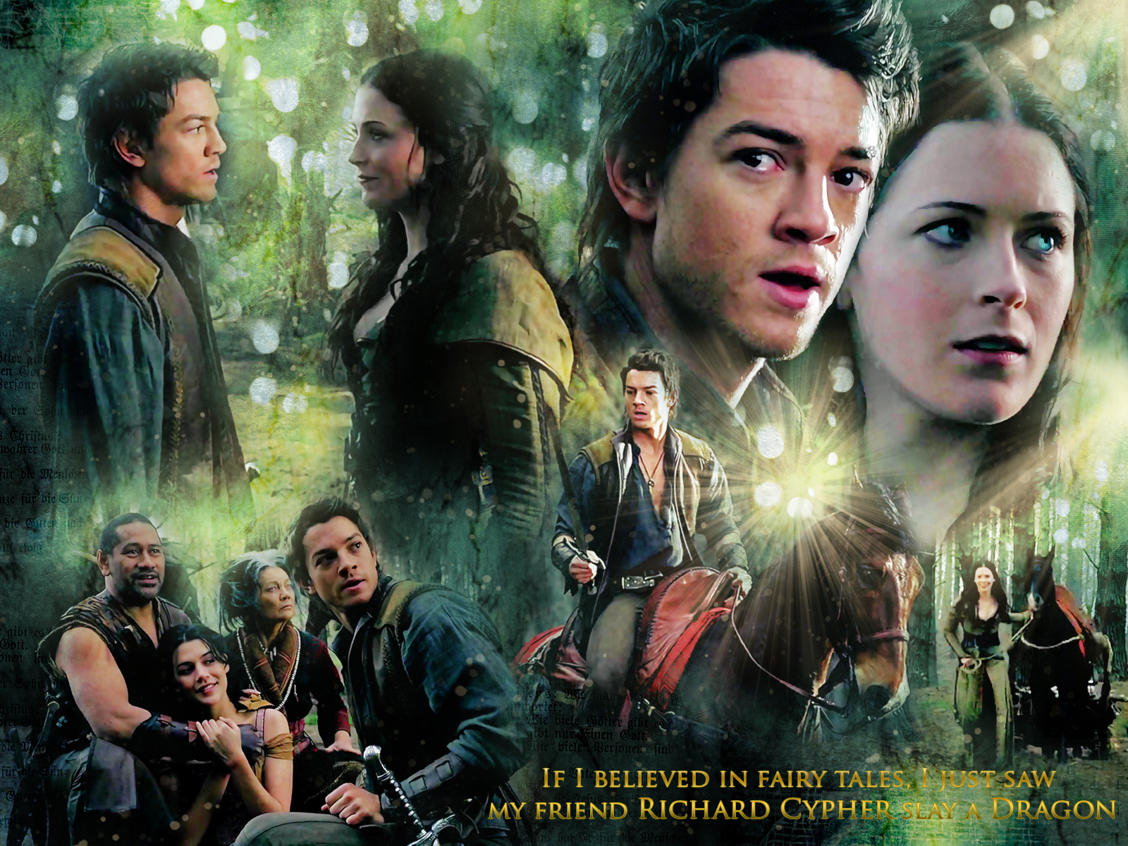 The Adventure and Series Legend of the Seeker