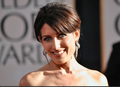 Lisa Edelstein @ The 66th Annual Golden Globe Awards