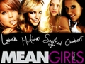 Mean Girls mga aktres wolpeyper