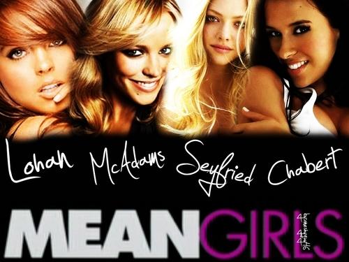 Mean Girls 女演员 壁纸