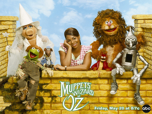 Muppets' Wizard of Oz - the-muppets Wallpaper