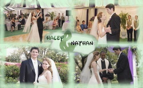 Naley(ネイサン&ヘイリー) Wedding