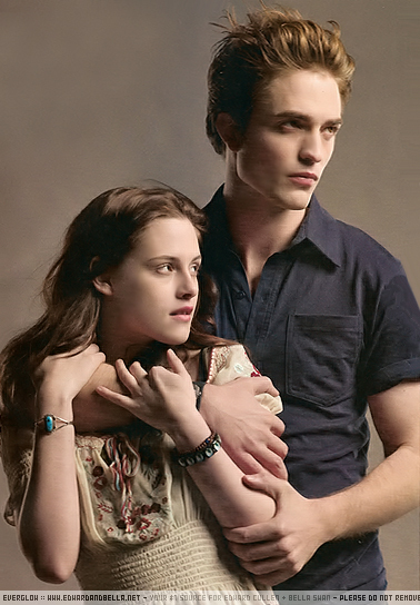 New Edward & Bella
