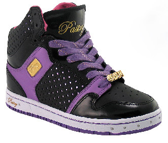 Pastry's Shoes