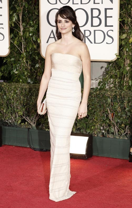 Penelope @ 2009 Golden Globe Awards - Penélope Cruz 502x788