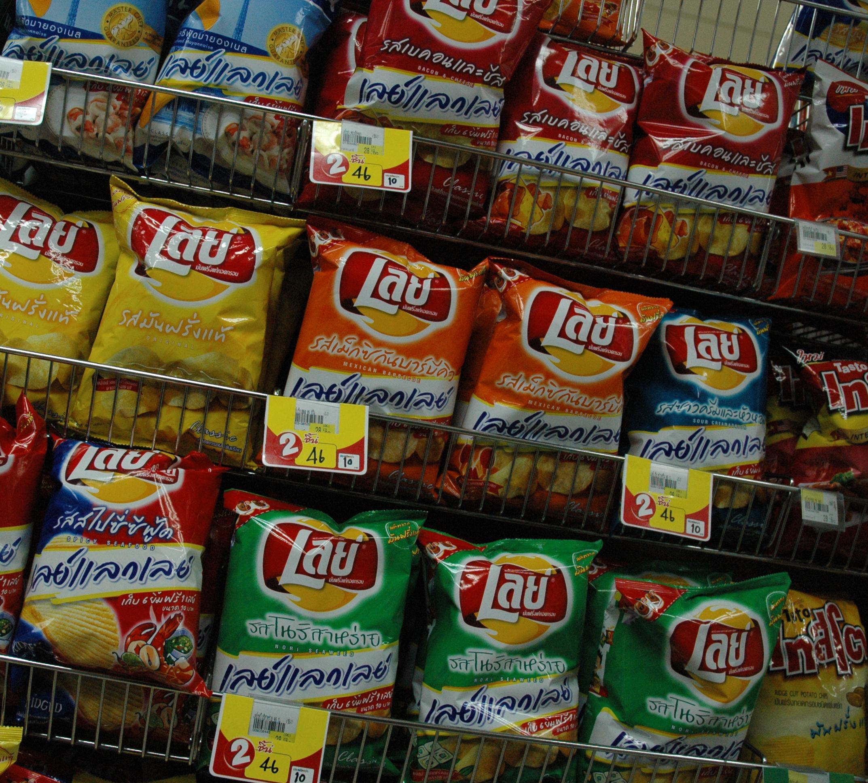 Potato Chips - Potato Chips Photo (3591041) - Fanpop
