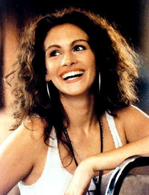 Pretty Woman wallpaper containing attractiveness and a portrait titled Pretty Woman