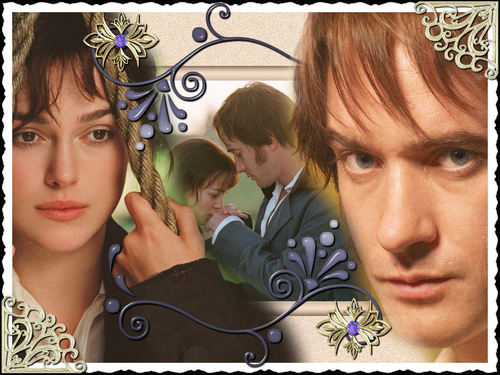 Pride and Prejudice wallpaper possibly containing a business suit called Pride & Prejudice