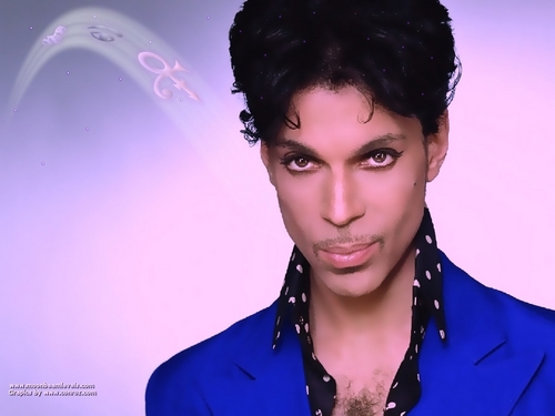 Prince wallpaper containing a portrait titled Prince
