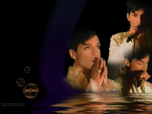 Prince wallpaper with a hot tub titled Prince