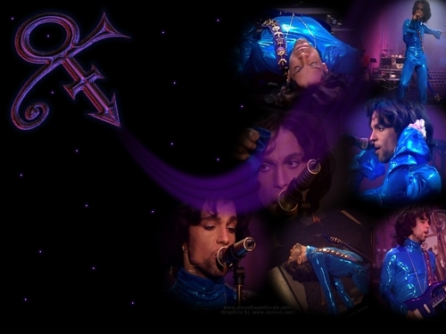 Prince wallpaper with a concert entitled Prince