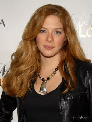 Rachelle Lafevre at Access Hollywood