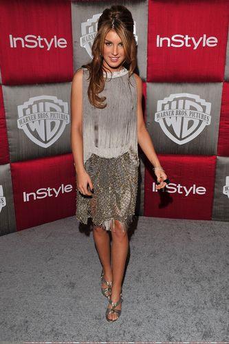 Shenae at Globes after party