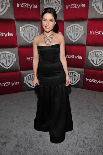 "Sophia belukar, bush The 66th Annual Golden Globe Awards ""InStyle/Warner Bros 11.January.09"