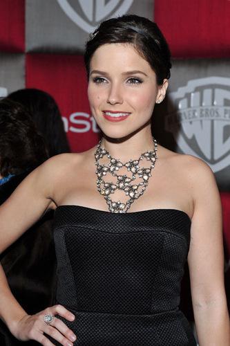 "Sophia 衬套, 布什 The 66th Annual Golden Globe Awards ""InStyle/Warner Bros 11.January.09"