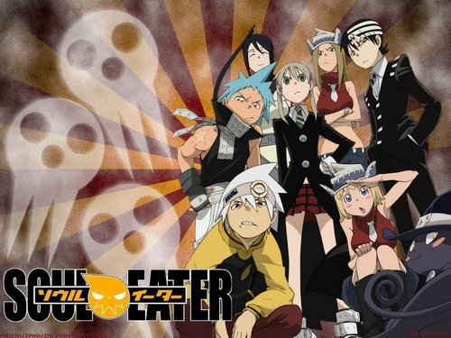 Soul Eater (Пожиратель душ) Обои possibly with Аниме titled Soul Eater Обои