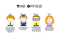the-office - South Park Office wallpaper