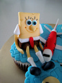 SpongeBob Squarepants - cupcakes photo