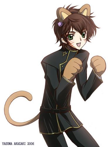 Suzaku Mew Mew